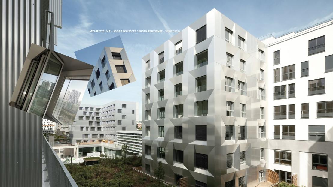 Parijs centraal in architectuurmagazine Report #18