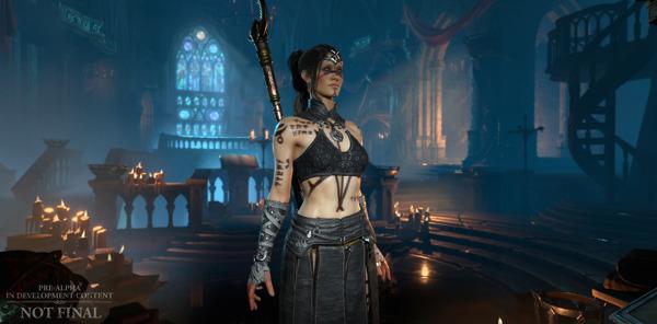 Preview: Diablo IV : un nouveau rapport trimestriel sur la conception graphique des personnages