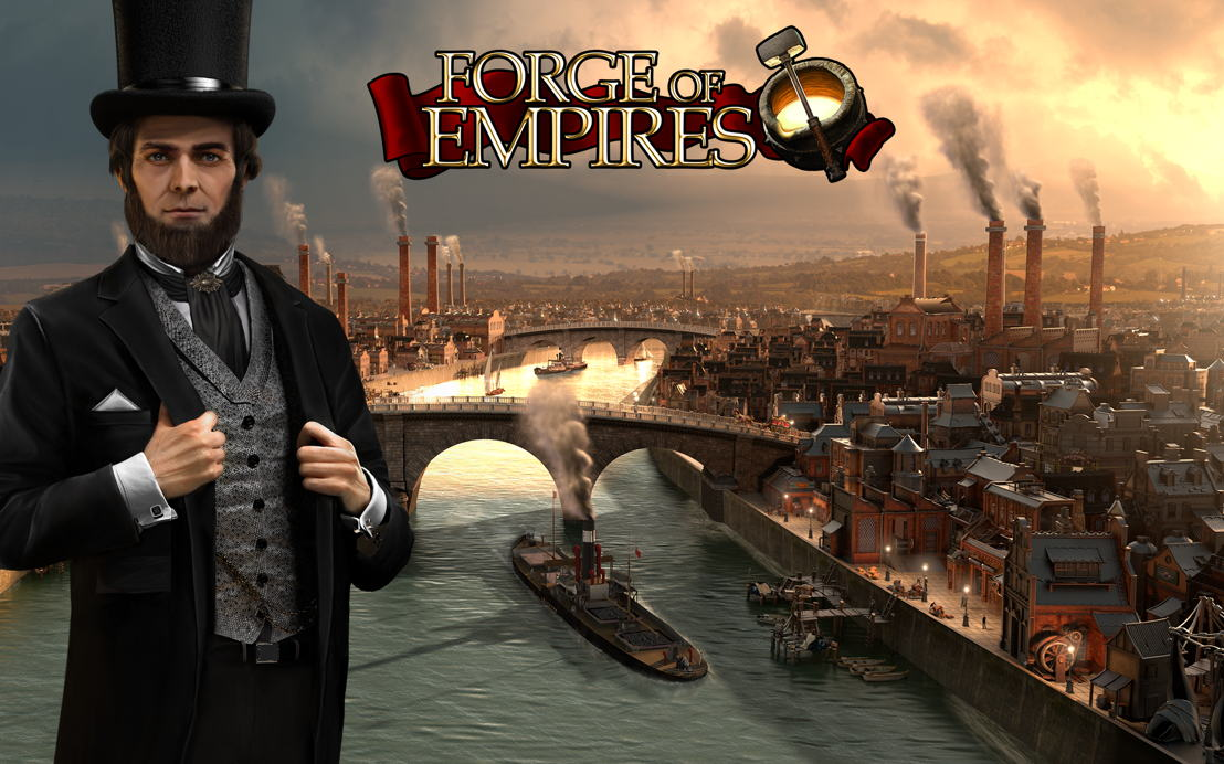 Forge of Empires Industrial Age