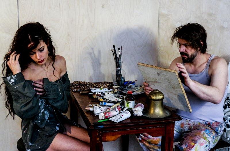 Needcompany - Oorlog en Terpentijn - 27>28/03 © Gwen Laroche