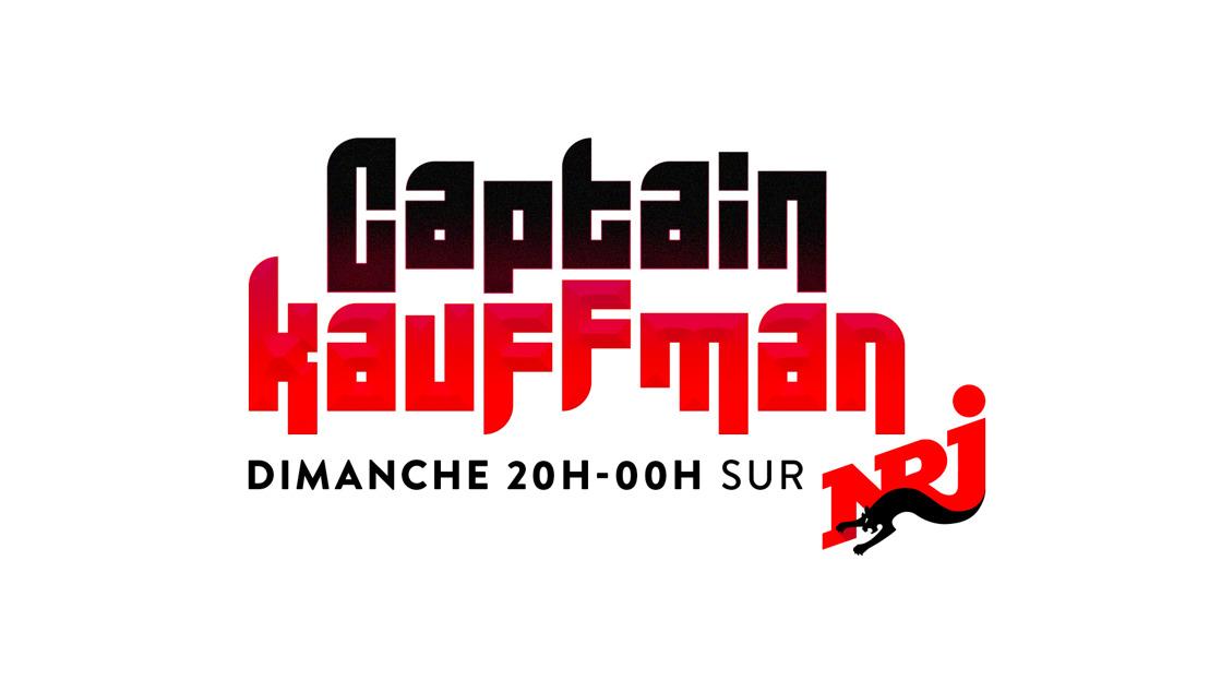 Captain Kauffman dévoile le logo de son émission