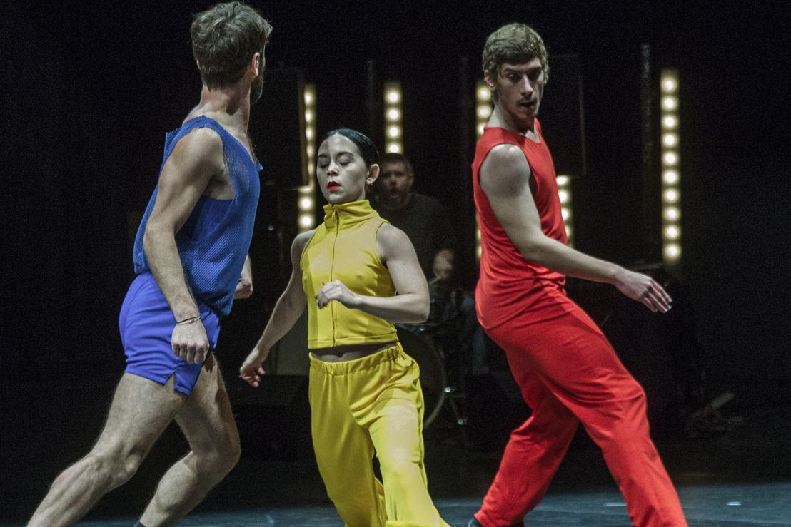 Th. 26, Fr. 27 &amp; Sa. 28.4 - dance : <br/>Jan Martens (BE) - Rule of Three © Phile Deprez