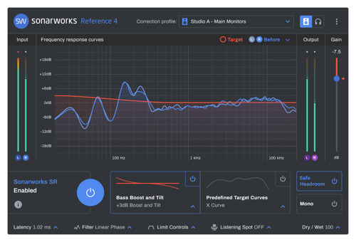 Sonarworks Reference 4.3 Adds New Features