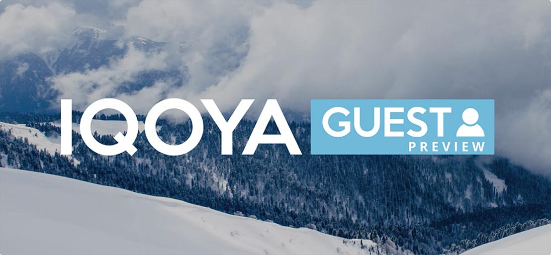 Digigram Presents IQOYA Guest Preview: a Simple Way to Stream Remote Broadcasts During Challenging Times