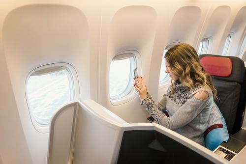 Preview: Россияне стали чаще летать за границу в бизнес-классе