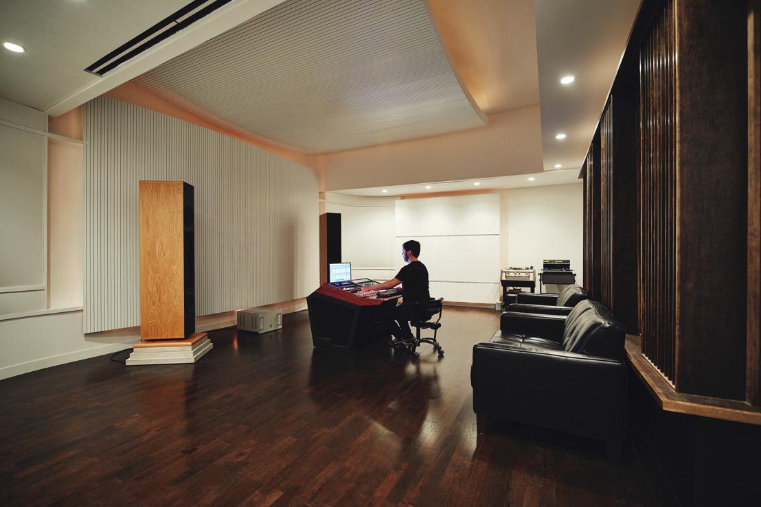 WSDG Acoustic Design Stokes Chicago's Boiler Room Mastering House