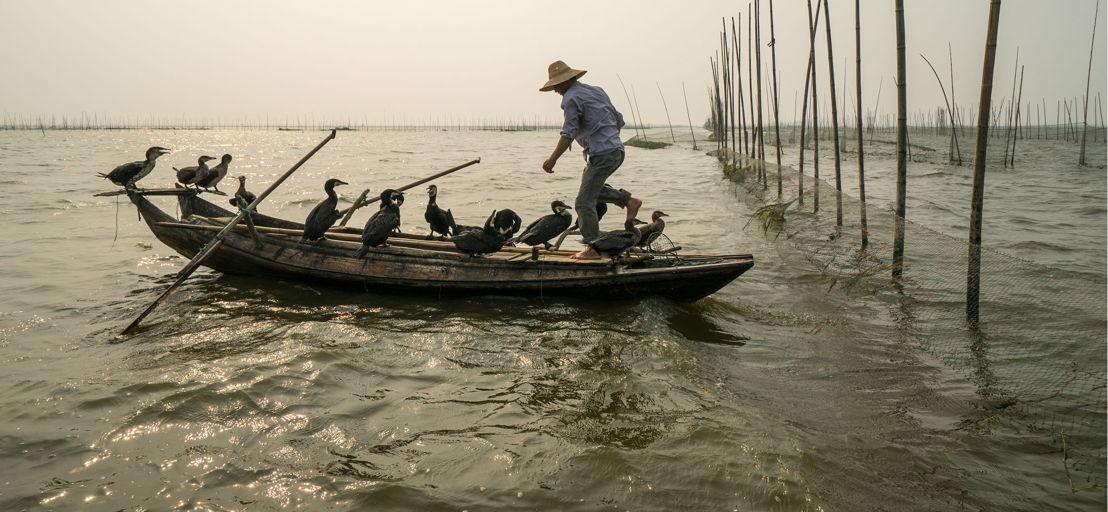Langs de oevers van de Yangtze - (c) VPRO