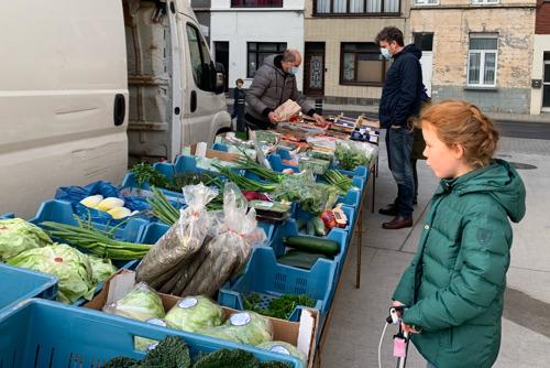 Een duurzame toekomst voor de Vlaamse voedselvoorziening