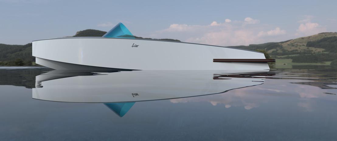 PERSUITNODIGING: Liso Yachts lanceert met Aquamare GTE de eerste elektrische luxe speedboot ter wereld