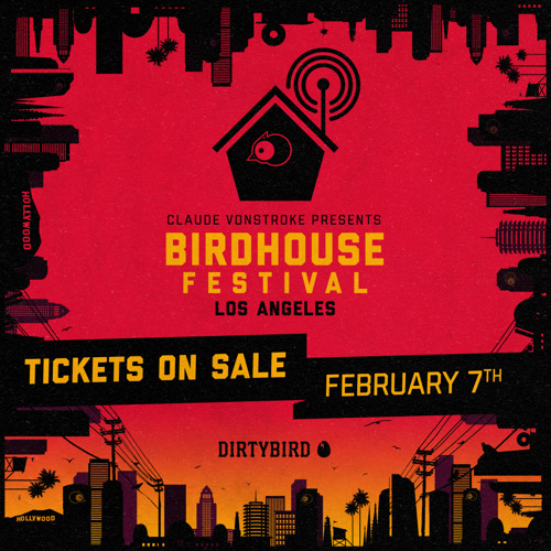 DIRTYBIRD Unveils 15th Birthday Events Program