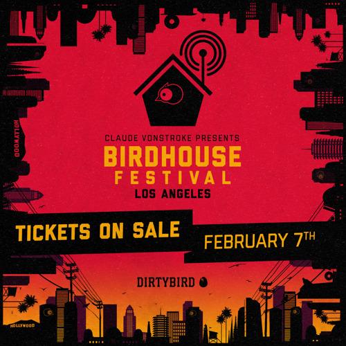 DIRTYBIRD Unveils 15th Birthday Events Program