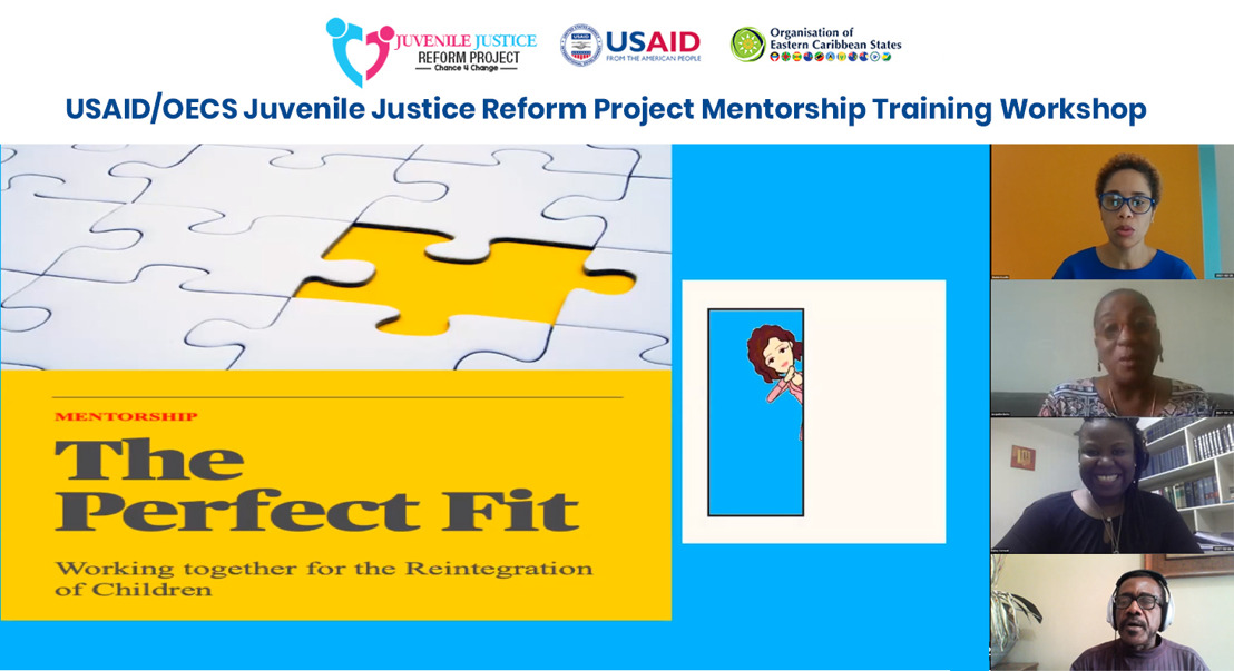 JJRP preparing mentors to support children in conflict with law!