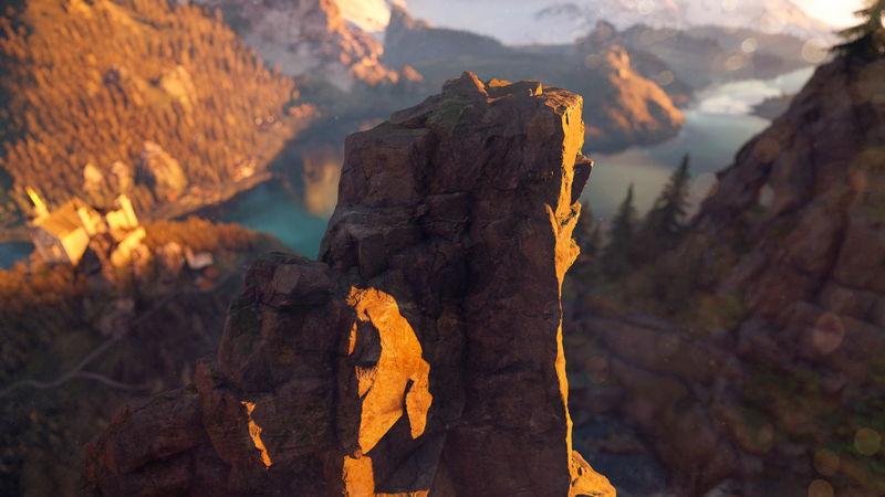 The Climb - Canyon