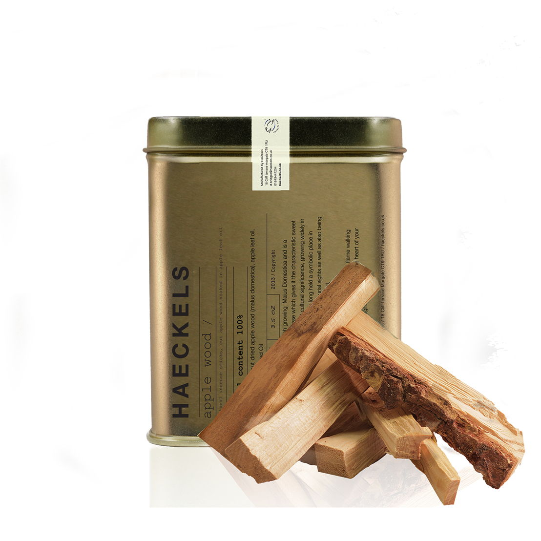 Apple Wood / Raw Incense - €24