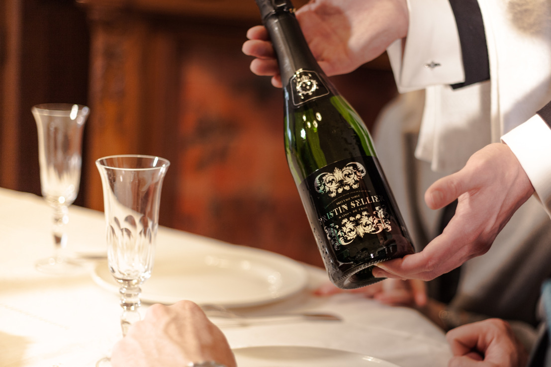 Sterrenrestaurants serveren alcoholvrije bubbels van Belgische start-up
