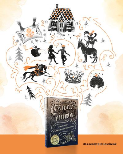 Für gemeinsame (Vor-) Lesezeit: Eine Million Märchenbücher für Familien zum Weltkindertag