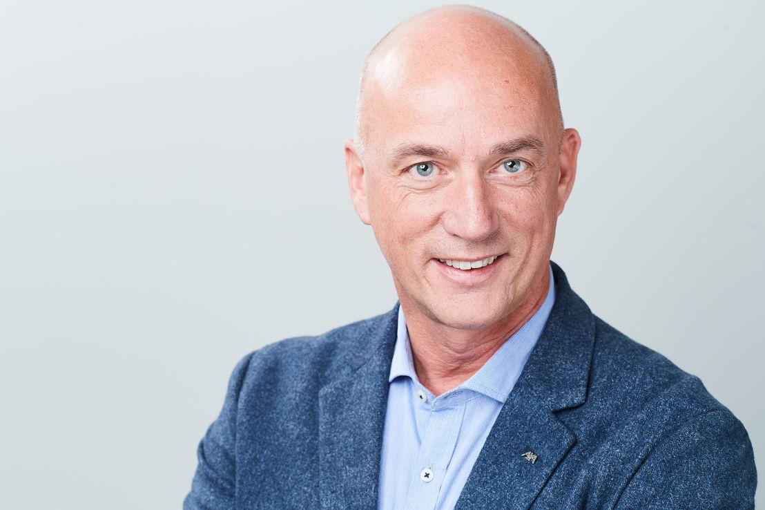 Frank Goossens, Chief Credits Officer bij AXA Bank