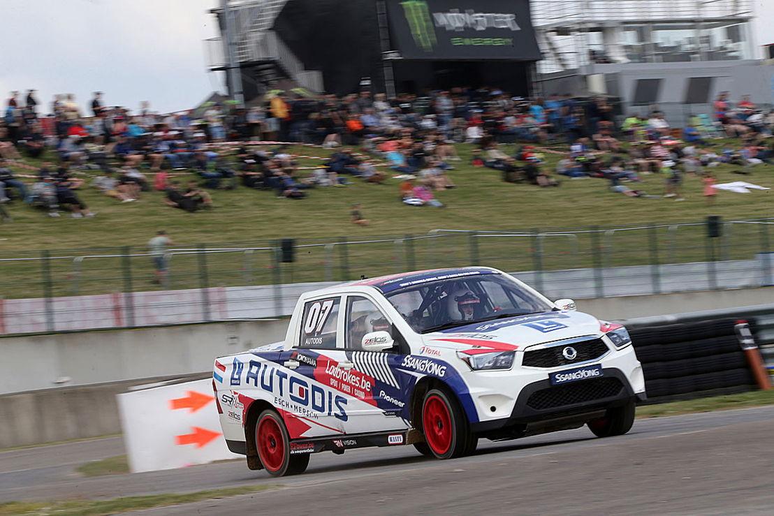 Loris Cencetti Jr Autodis SRX Cup Round 2