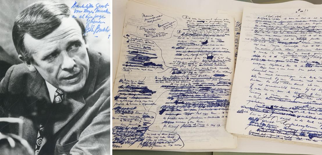 Letterenhuis verwelkomt archief van honderdjarige Aster Berkhof