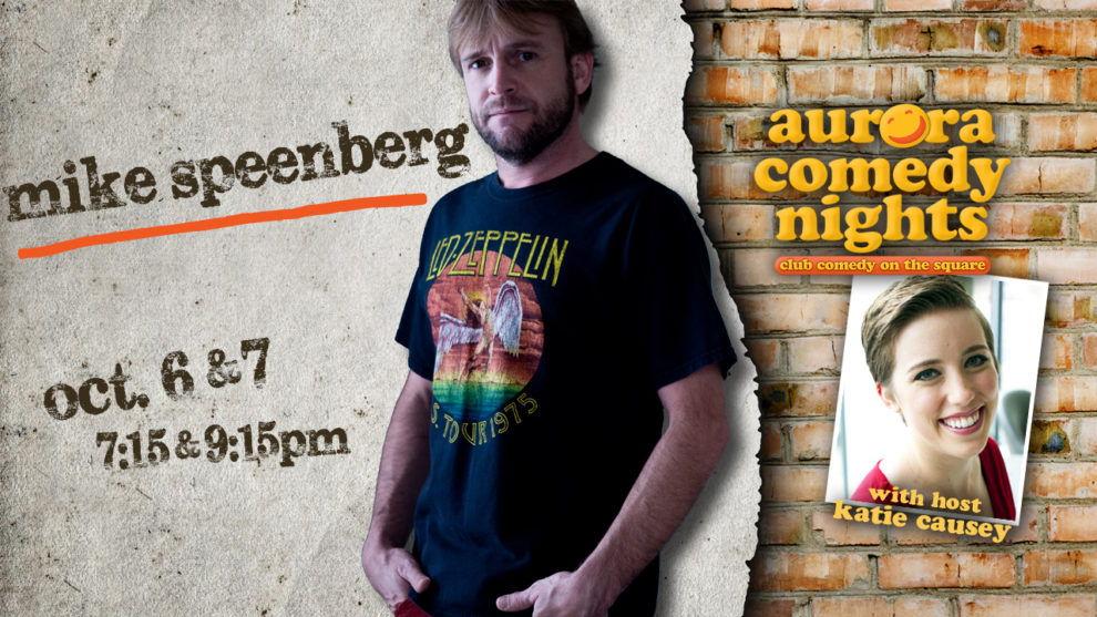 Mike Speenberg - Comedy Nights