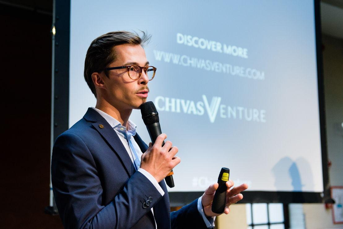 Nicolas Van Dijk - Brand Manager Chivas