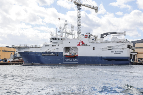 MSF announces relaunch of search and rescue activities in the Mediterranean