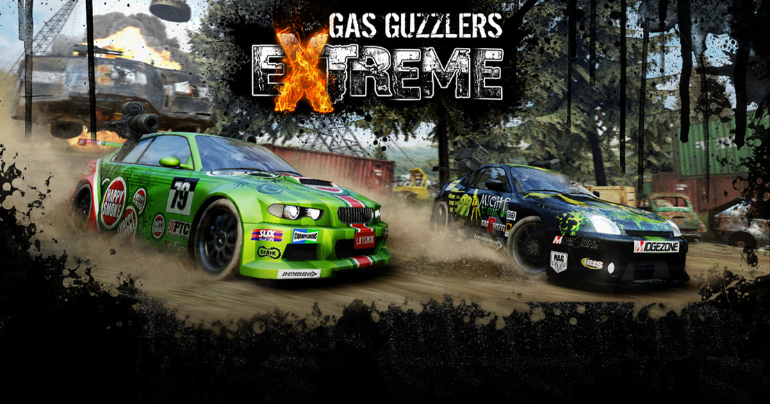Gas Guzzlers Extreme is Out Today on PlayStation 4