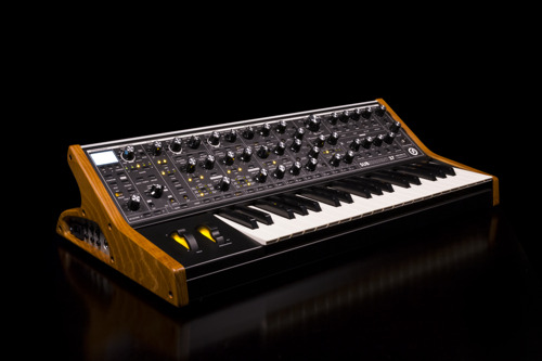 MOOG MUSIC INTRODUCES THE SUBSEQUENT 37