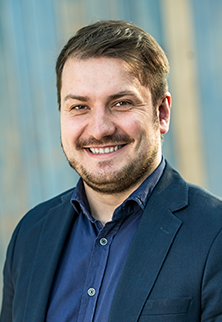 Florian Bodner, CIO of oneclick