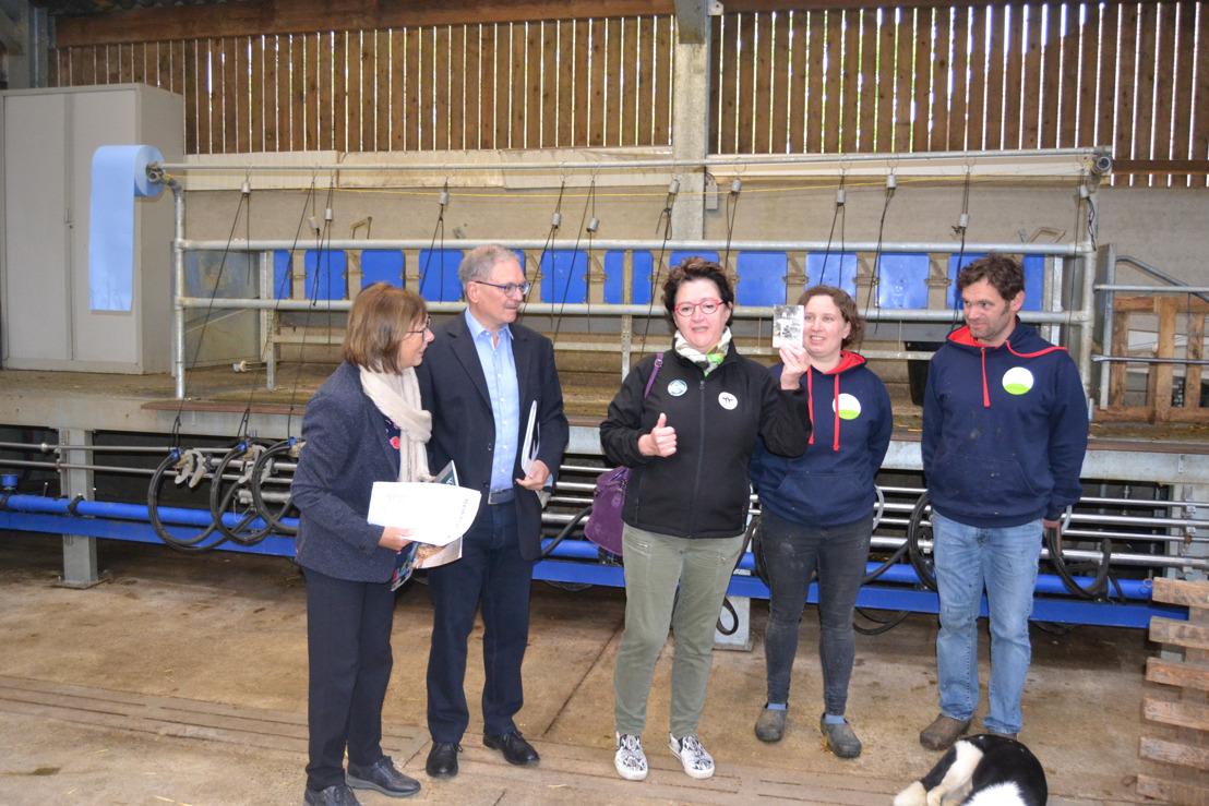 Melkerhei uit Linter is eerste Korte Keten Kop van Vlaams-Brabant
