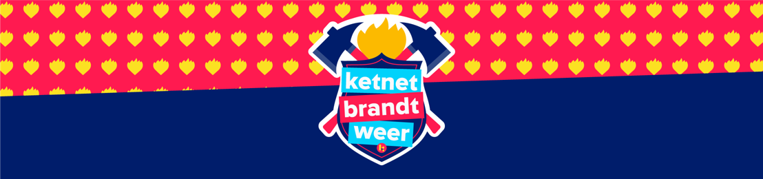 Ketnet zet zich opnieuw in voor De Warmste Week met Ketnet Brandt Weer