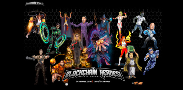 Preview: Electroneum teams up with Blockchain Heroes and ventures into the world of NFTs