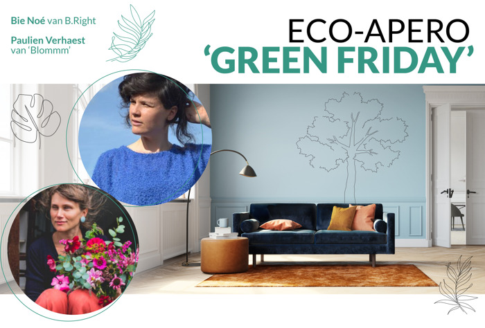 Sofacompany organiseert eco-proof afterwork als tegensignaal Black Friday