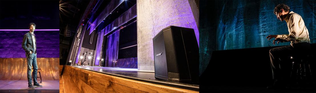 """El innovador diseño de audio de """"Novecento"""", creado por Benny Ibarra, llega al público a través de los altavoces de Bose Profesional"""