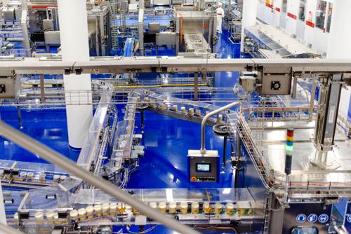 Preview: Danone opent nieuwe duurzame Nutricia fabriek in Noord-Brabant (Nederland) om te voldoen aan de groeiende, wereldwijde vraag naar gespecialiseerde babyvoeding