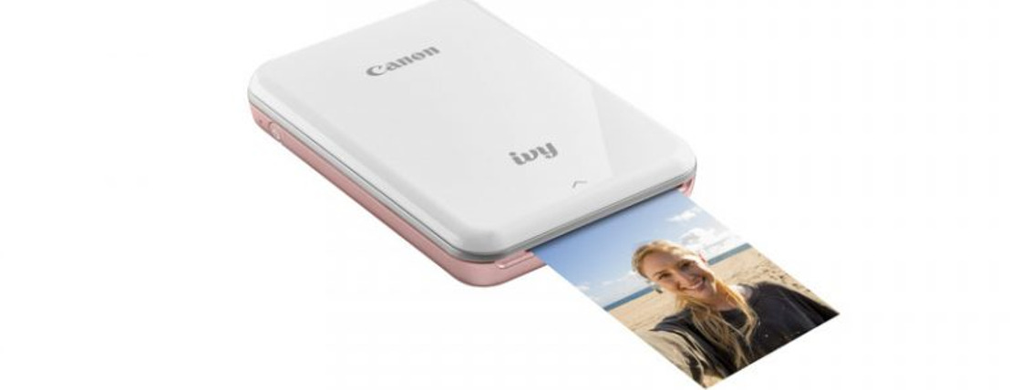 Canon reveals new mini printer