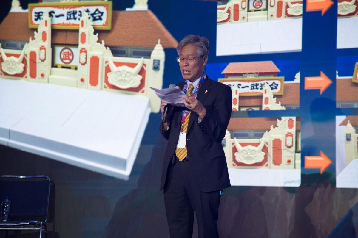 Sr. Kazuhito Nakamura, Consejero de la Embajada del Japón en México