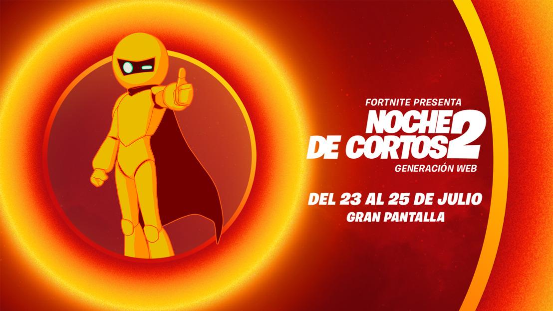 ¡Noche de Cortos de Fortnite vuelve el próximo 23 de julio!