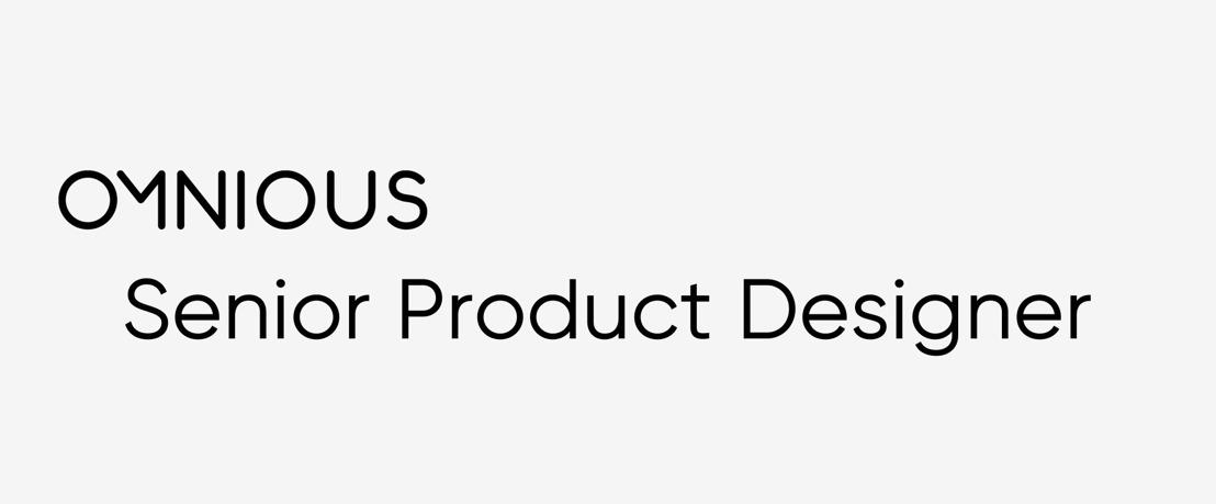 Senior Product Designer