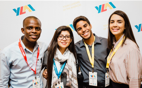 Applications Now Open for Young Leaders of the Americas Initiative