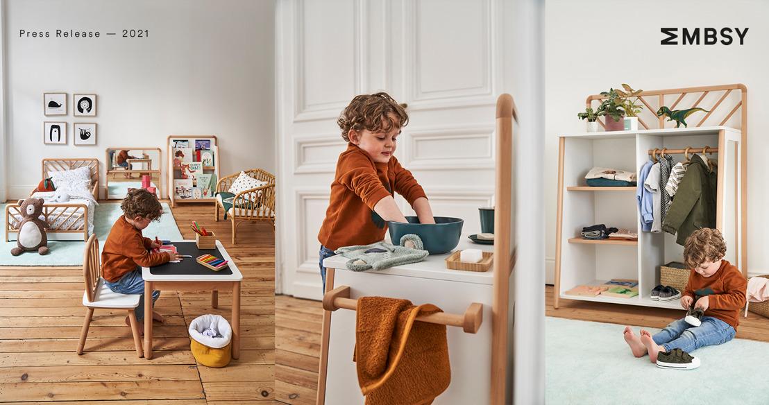A Montessori Bedroom