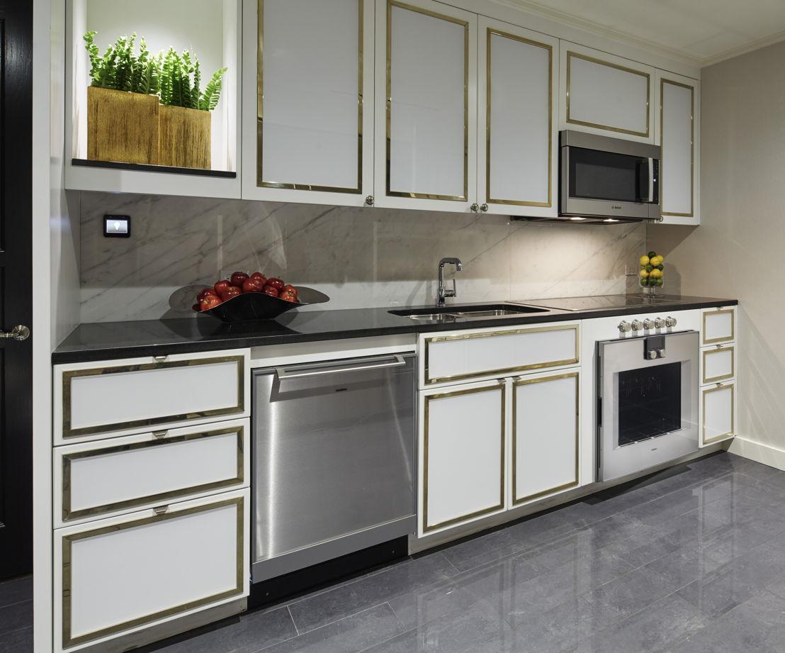 Fifth Avenue Suite Kitchen