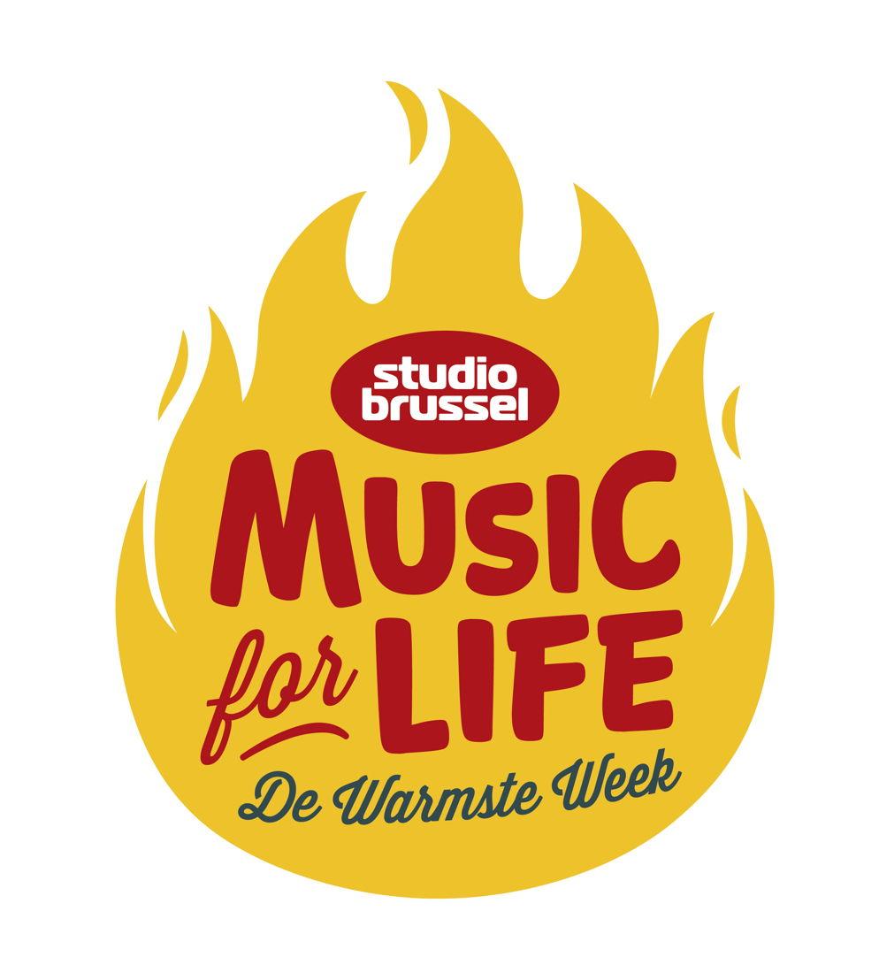 Music for life: logo