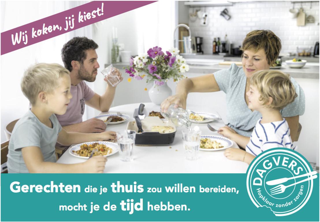 Ouders met kinderen lanceren gezonde & kindvriendelijke dagverse maaltijden aan huis in Brussel