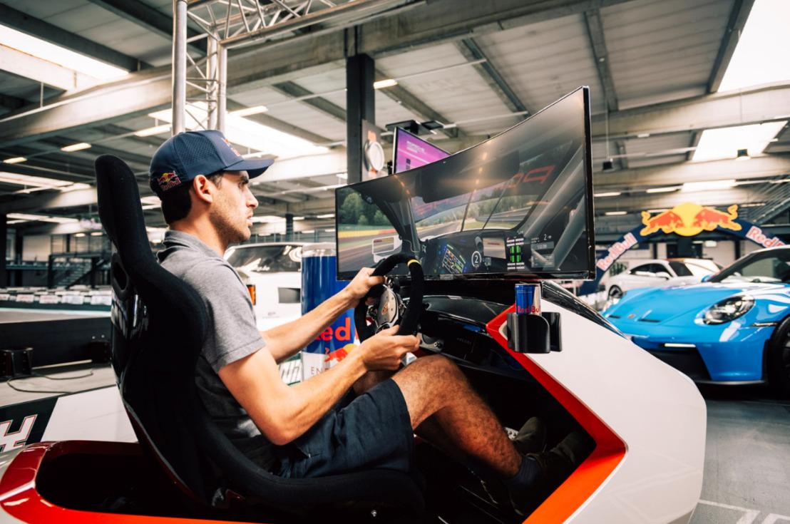 Porsche Esports Cup Belgium 2021