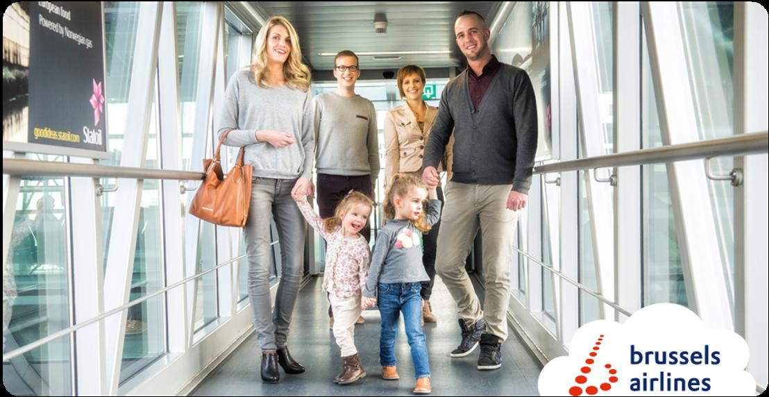 Malaga, Barcelona en Kopenhagen blijven de populairste bestemmingen bij Brussels Airlines tijdens de lentevakantie