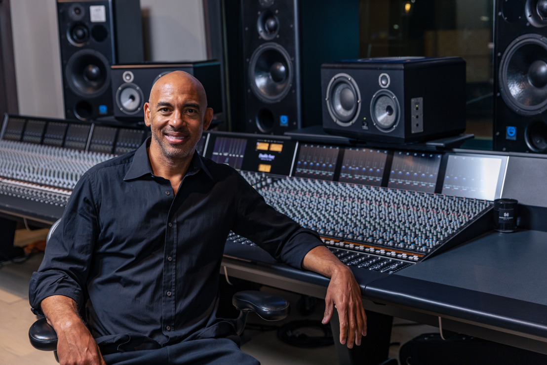 Solid State Logic's New Duality Fuse SuperAnalogue™ Mixing Console Debuts on Evergreen's Big Stage, with new home for Harvey Mason Media