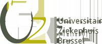 UZ Brussel espace presse Logo