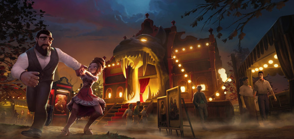 Preview: Forge of Empires: Il Mattatore dà il via a uno spaventoso evento di Halloween