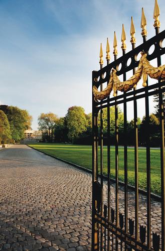 A run around the Royal Park
